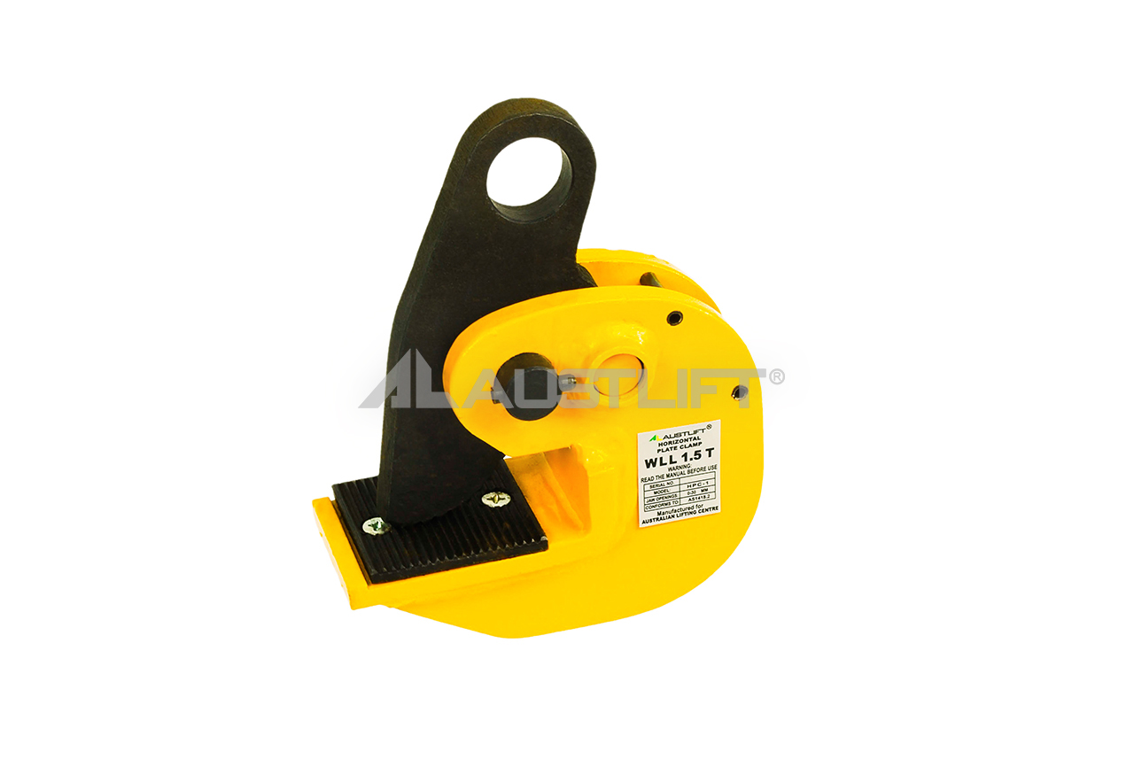 Horizontal Plate Clamps